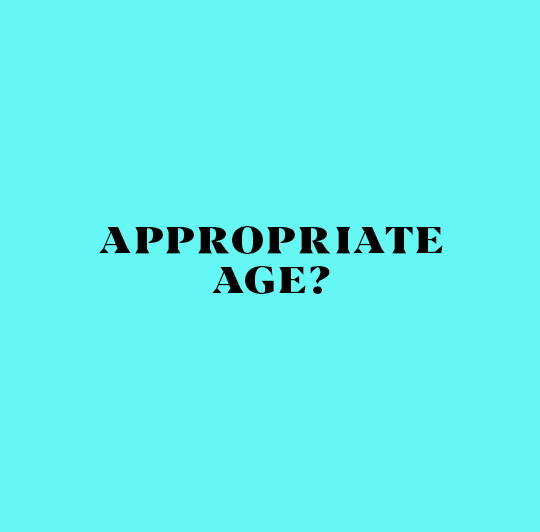 What age is appropriate for Sugaring?