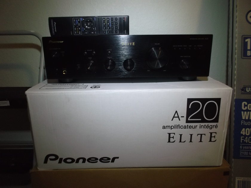 Pioneer Elite A20 Integrated Amp