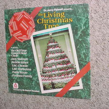 the living Christmas tree lp record