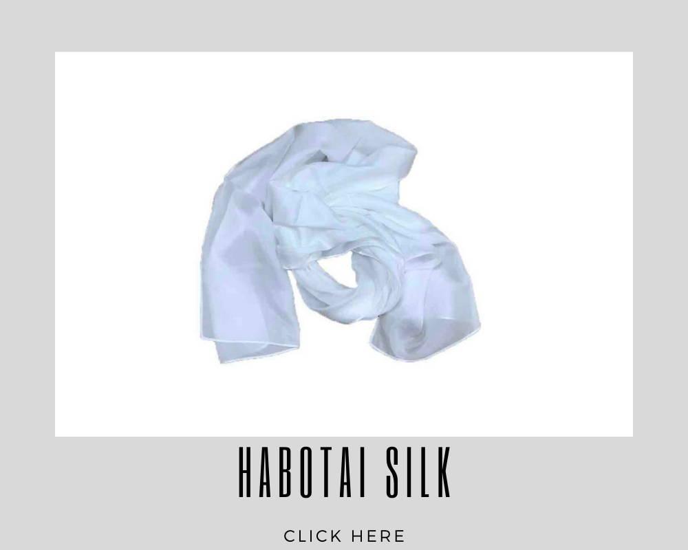 Habotai Silk Custom Scarf/Scarves
