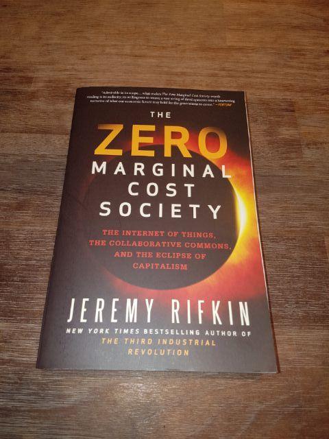 RENTERS BAY: Zero Marginal Cost Society by Rifkin