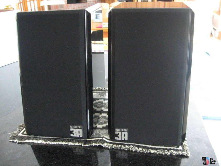 Reference 3A Dulcet BE Monitor  Speakers (Excellent condition)