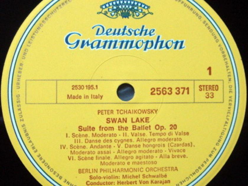 DG / MRAVINSKY-LPO, - Tchaikovsky Symphony No.4~6, NM, 4LP Box Set!
