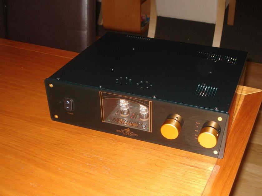 Shindo Labs Masseto Preamp 230 volts