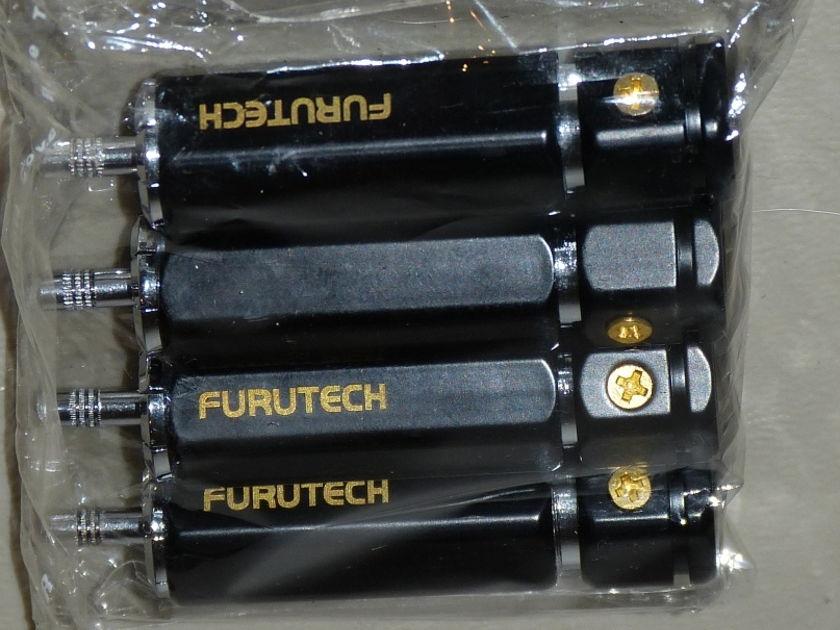 Furutech FP Series RCA Connectors, Set of Four