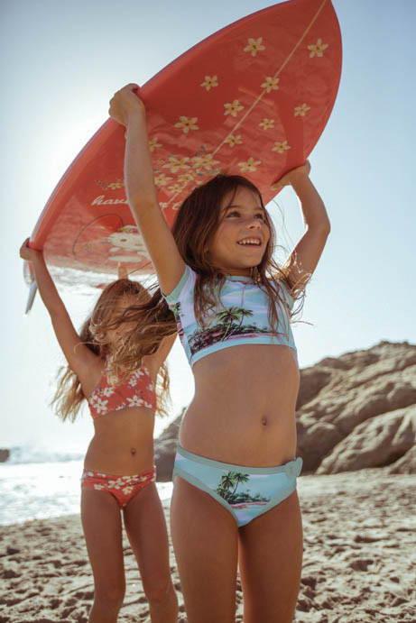 HELLO KITTY X O'NEILL LANA SURF SET