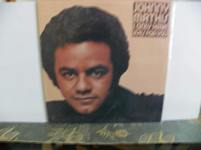 JOHNNY MATHIS - I ONLY HAVE EYES FOR YOU