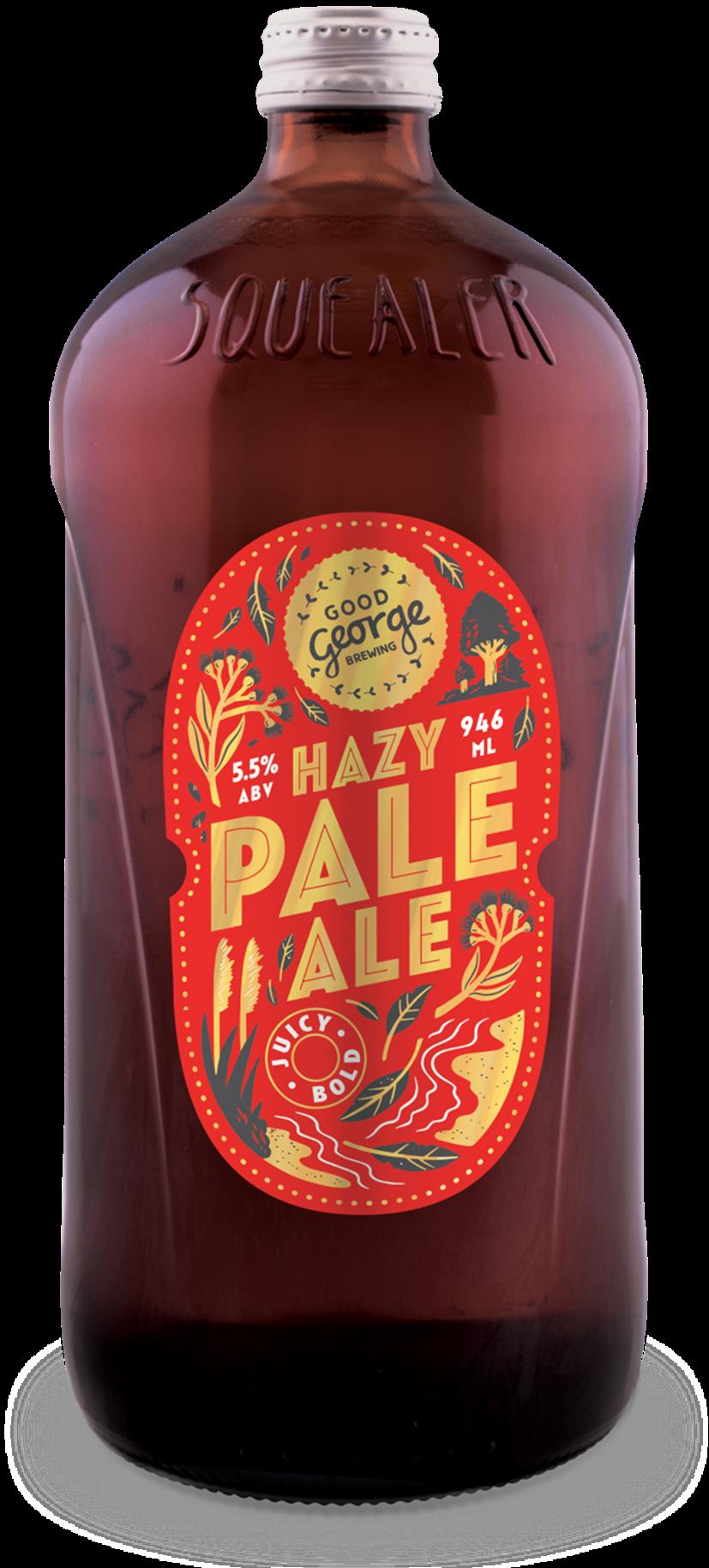 Good George Hazy Pale Ale
