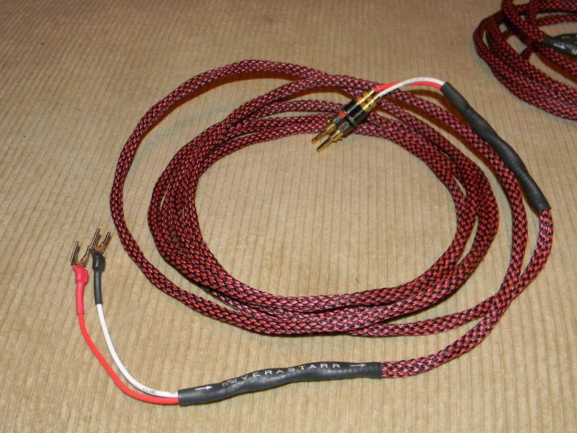Verastarr Speaker Wires Silver Stream 12 Ft