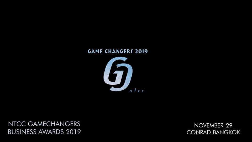 NTCC Gamechangers Business Awards 2019
