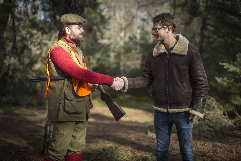 L'app Melckone de sécurité à la chasse. Cohabitation chasseurs et randonneurs pour moins de risque et plus de sécurité pendant les actions de chasses.