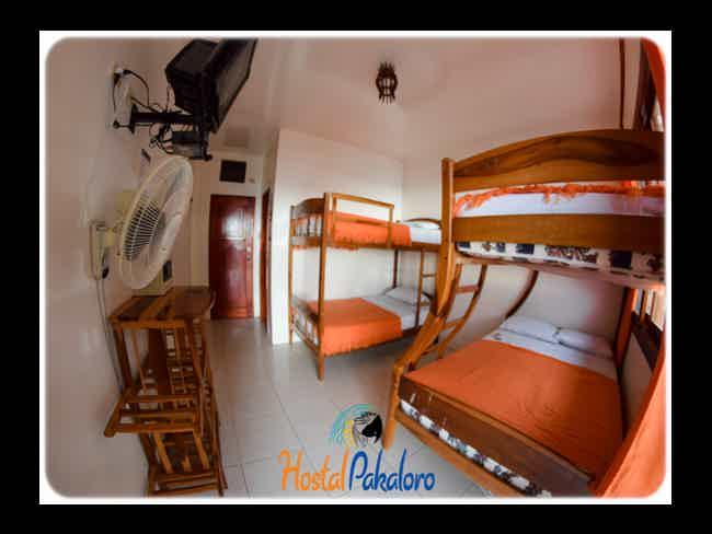 Hostal Pakaloro-Montañita