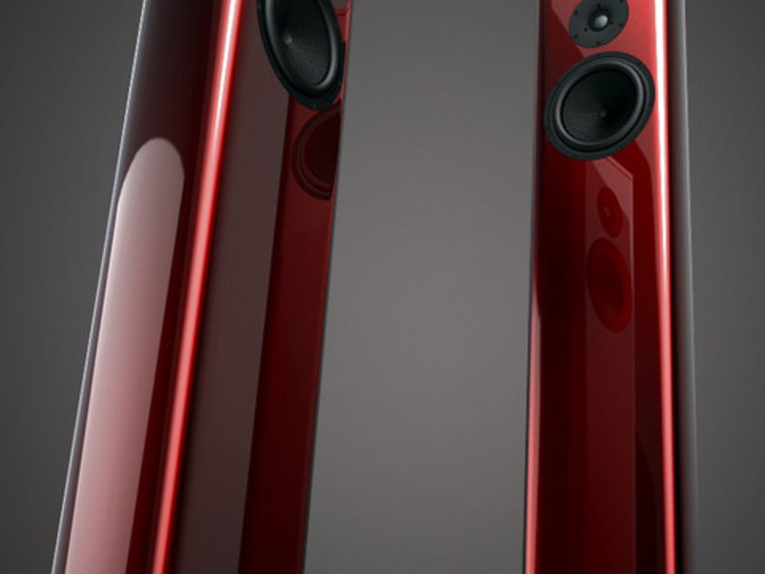 Magico  S-1 M-Coat Candy Red
