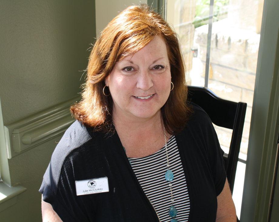 Julie McCluskey , Area Curriculum Director