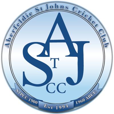 Aberfeldie St Johns Cricket Club Logo