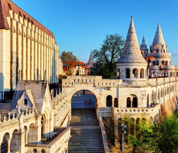Будайская крепость - город в городе
