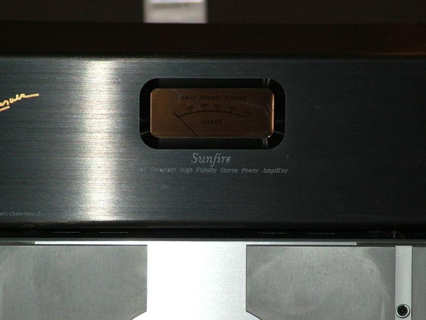"Sunfire Signature Series II  17"" Architect  Best Sounding of all Sunfires"