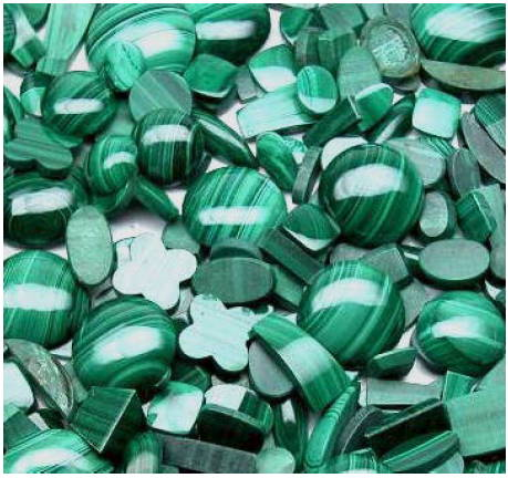 Where malachite is found yves lemay jewelry