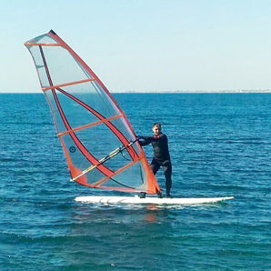 How to Tack on a Windsurf  Basics tricks | RIDERS