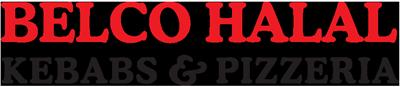 Logo - Belco Halal Kebabs & Pizzeria