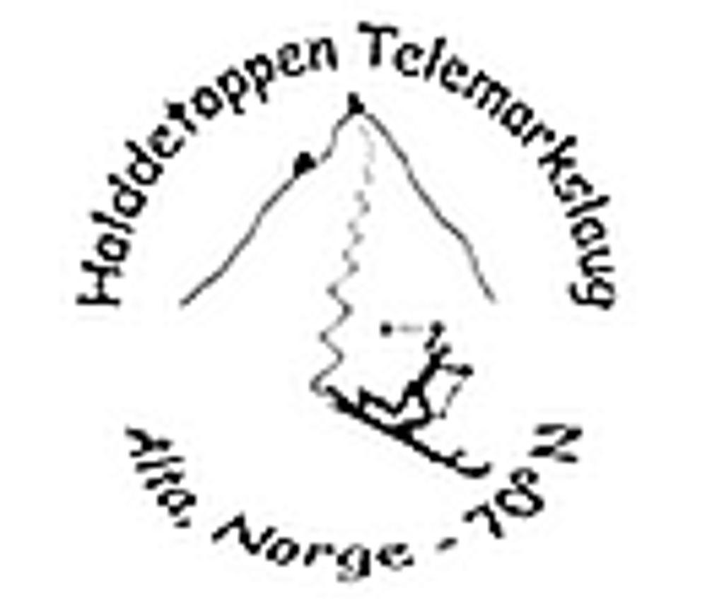 haldetoppen telemarkslaug logo