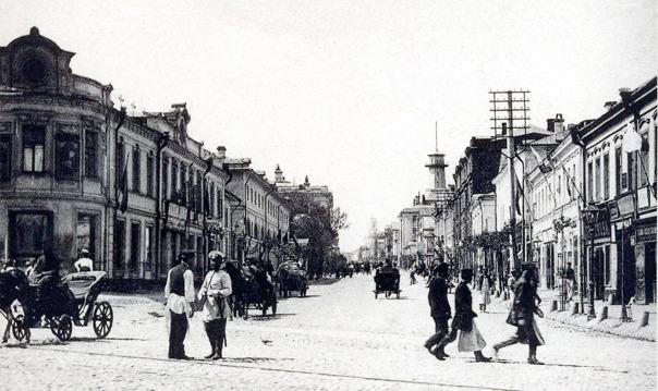 Басманный район – старинный уголок столицы