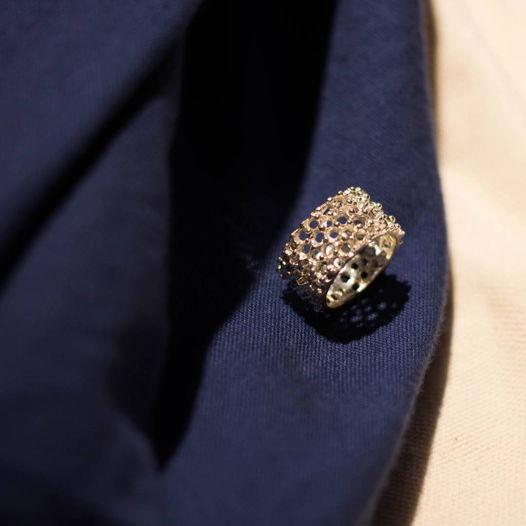 Кольцо от Лена Гребенщикова