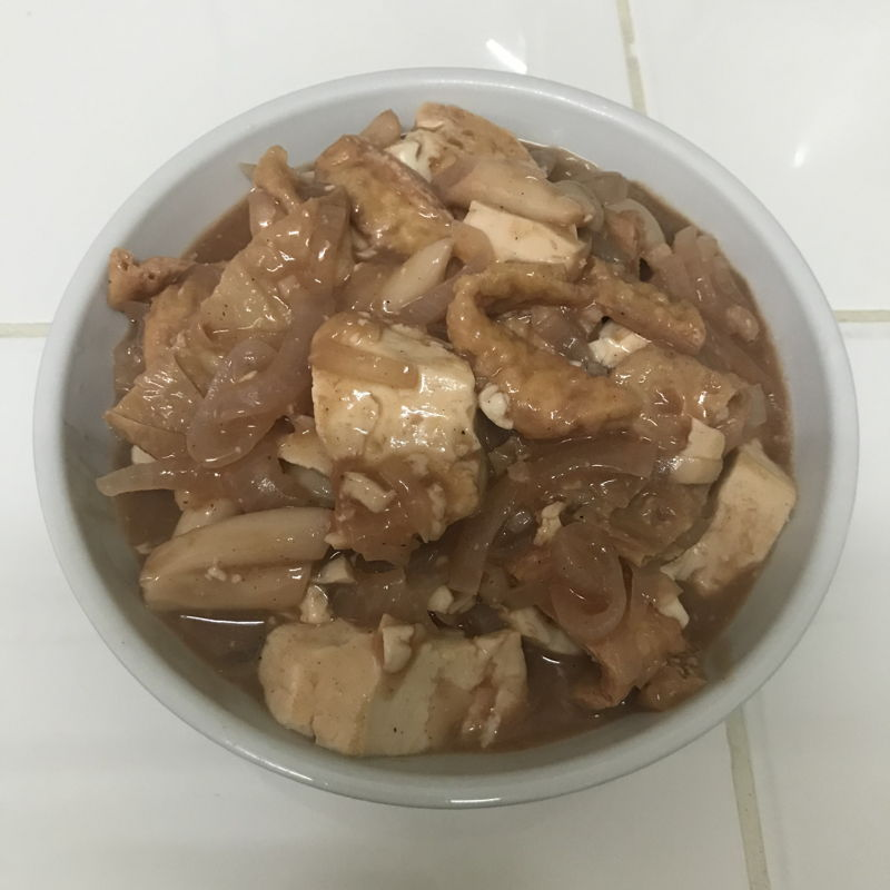 Followed the Zai Choy with Fermented Tofu at nyonyacooking. Added some firm tofu as my family loves it! Thanks for the awesome recipe!