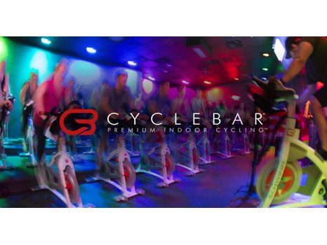 2-Months Unlimited & 3 CycleBar Shirts with Water Bottles