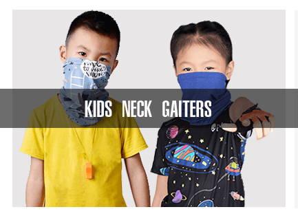 kids neck gaiters
