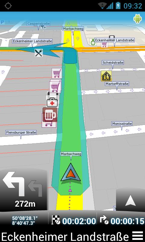 Mapfactor Navigator - What is the best offline GPS