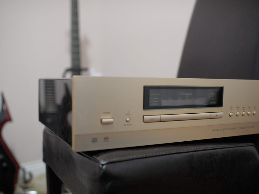 Accuphase DP-600 Excellent Condition w/ box and remote
