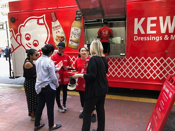 Talking to customers about Kewpie