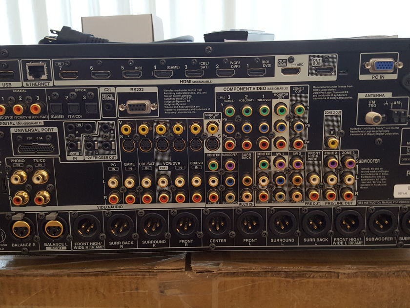 Integra DHC-80-3 9.2 Ch. A/V Network Controller