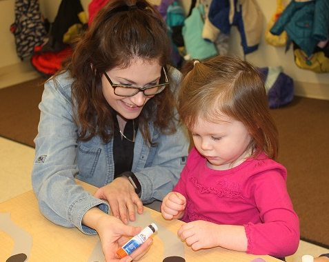 Ms. Cassandra Peterson , Preschool Pathways Teacher