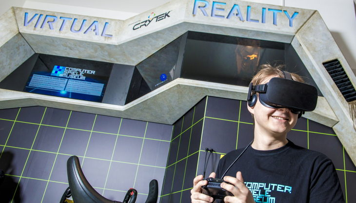 gameshouse virtual riality