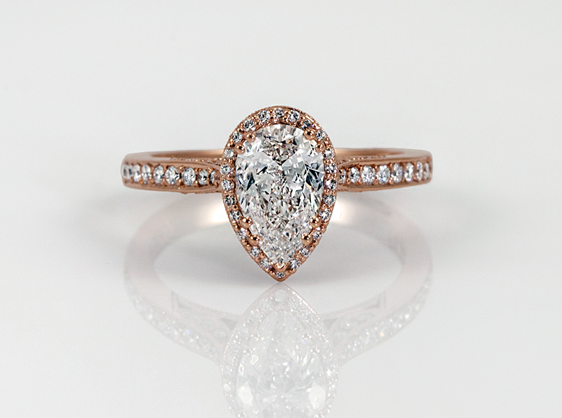 Custom Engagement Ring Design | Henne Jewelers Pittsburgh