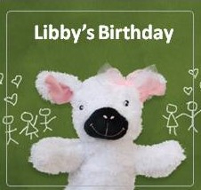 Sunday December 15th is Libby's Birthday on Monday December 16th wear white in her honor!