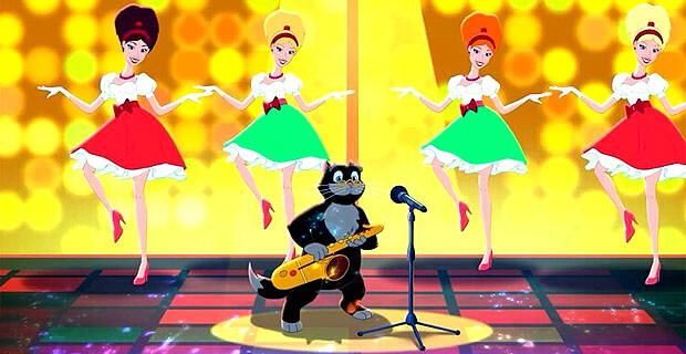 В Барнауле при поддержке Юмор FM состоялся специальный показ мультфильма «Иван Царевич и серый волк 4» - Новости радио OnAir.ru