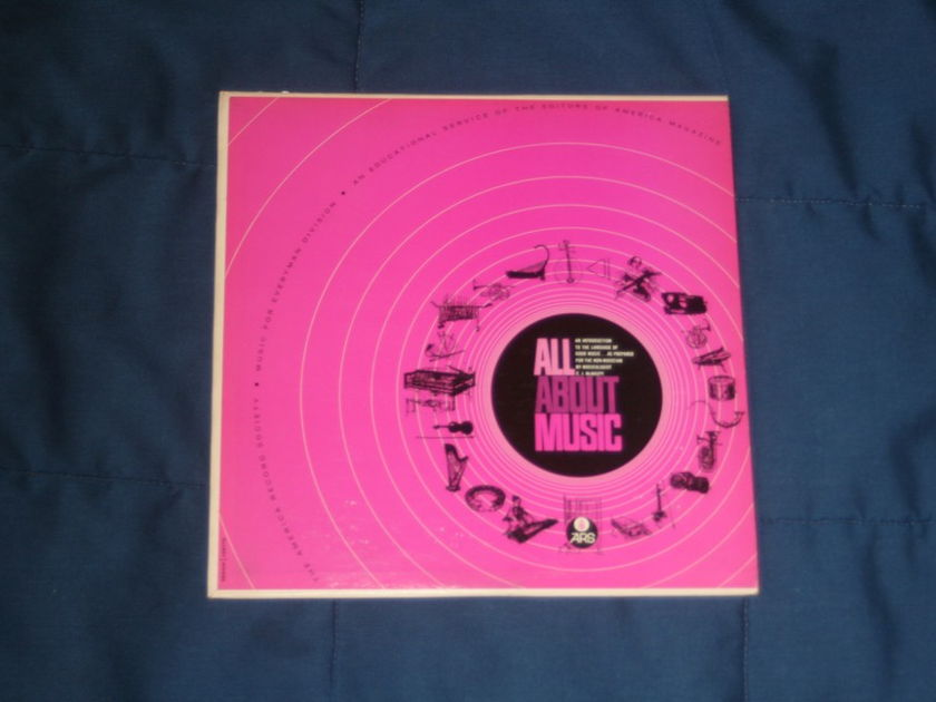 C. J. McNaspy - All About Music ARS-The American Record Society