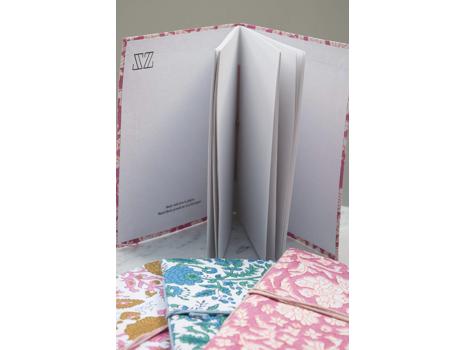 Three SZ Blockprint Notebooks
