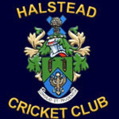 Halstead Cricket Club Logo