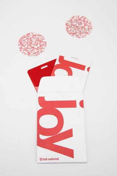 Target Joy De-Coding Card