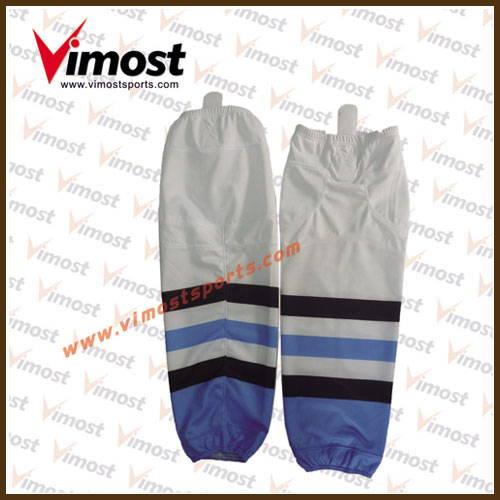 Custom Design Sublimated Ice Hockey Socks - Vimost Sports
