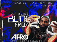 BLING FRIDAY FT. AFROBEATS image