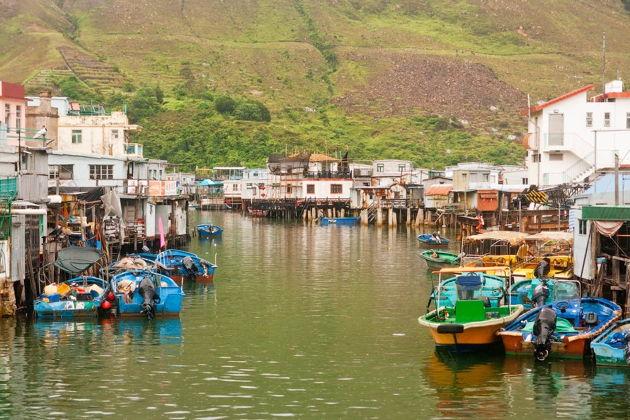 Индивидуальный тур по острову Лантау и деревне Тай О