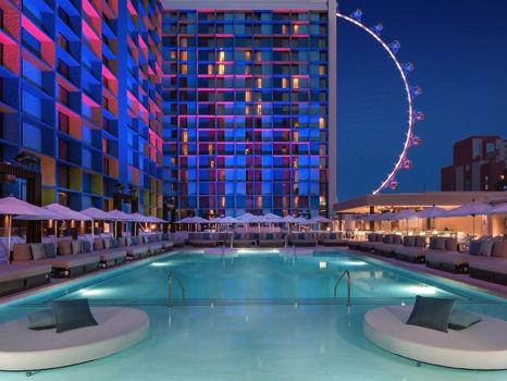 Weekend in Vegas, Baby!