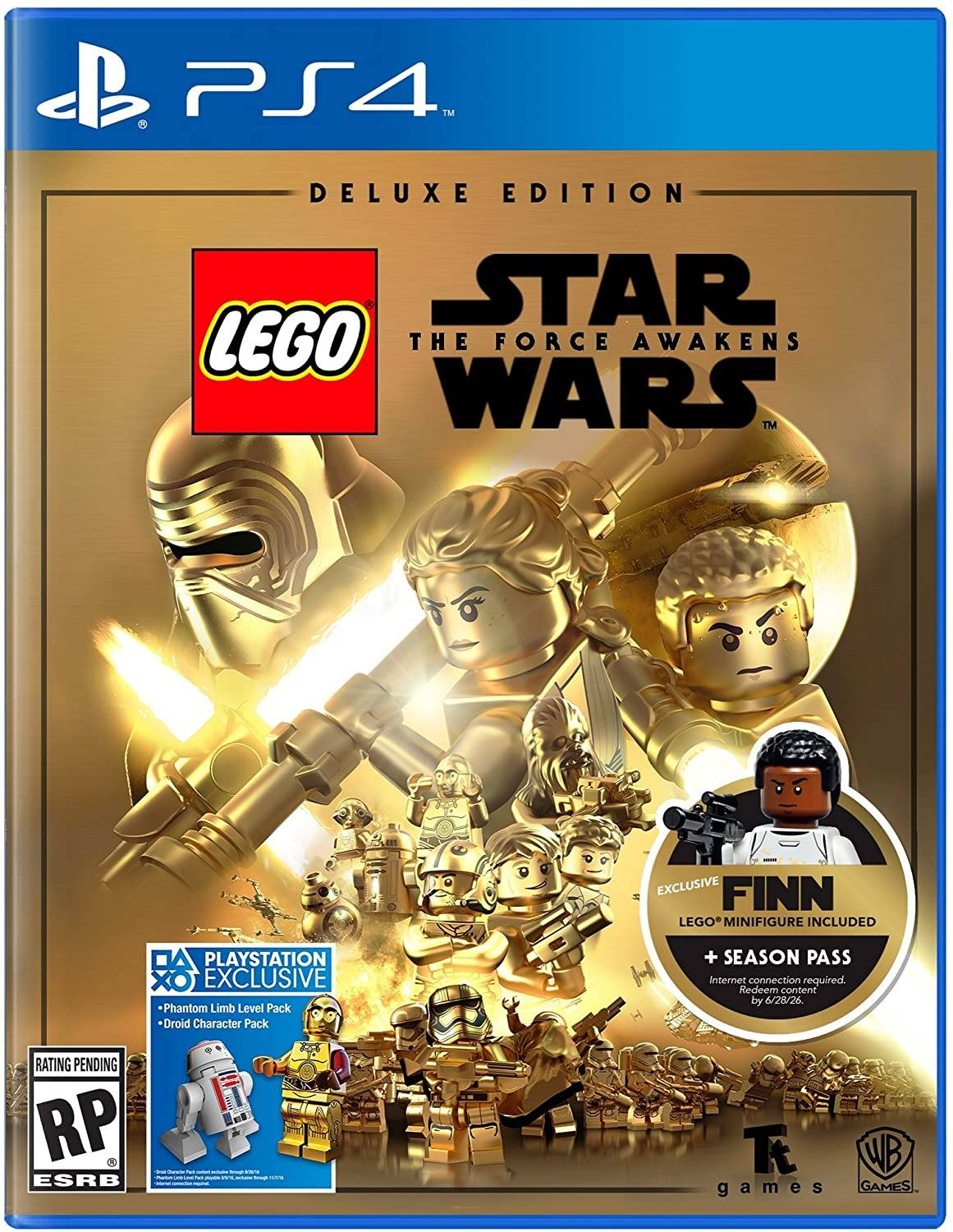 LEGO Star Wars- The Force Awakens Deluxe Edition ps4