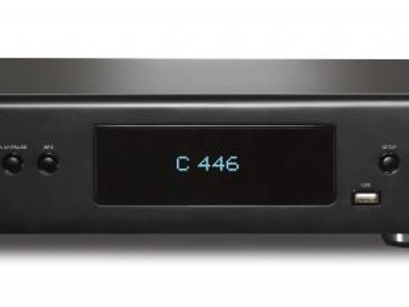 NAD C446 Digital Media Tuner with Free Shipping and Manufacturer's Warranty
