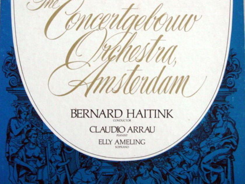 Philips / HAITINK, - Mendelssohn, Brahms, Mahler Symphonies, MINT, 4LP Box Set!